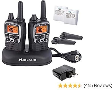 Midland - X-TALKER T71VP3, 36 Channel FRS Two-Way Radio