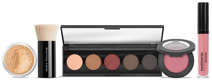 BARE ESCENTUALS | Bounce & Blur 5-Piece Makeup Kit - Light | Nordstrom Rack
