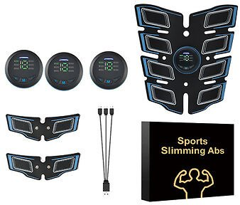 Intelligent Abdominal Muscle Trainer Fitness Tool