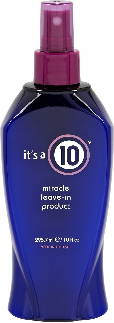 It's A 10 Miracle Leave-In Conditioner Product, 10 Oz