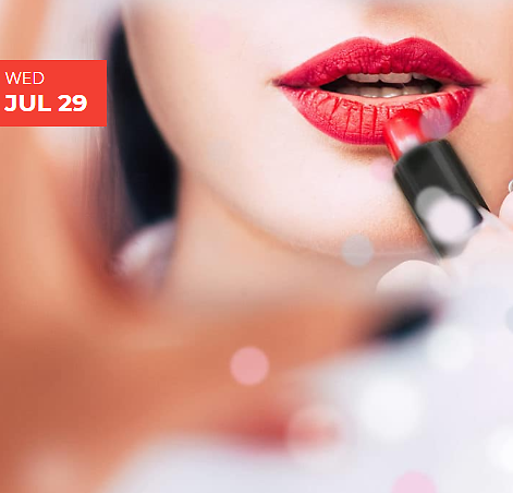 Today Only! 20% Off All Lipstick