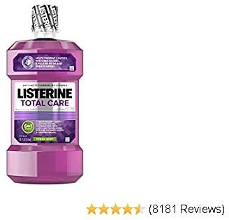 29% Discount - Listerine Total Care Anticavity Mouthwash