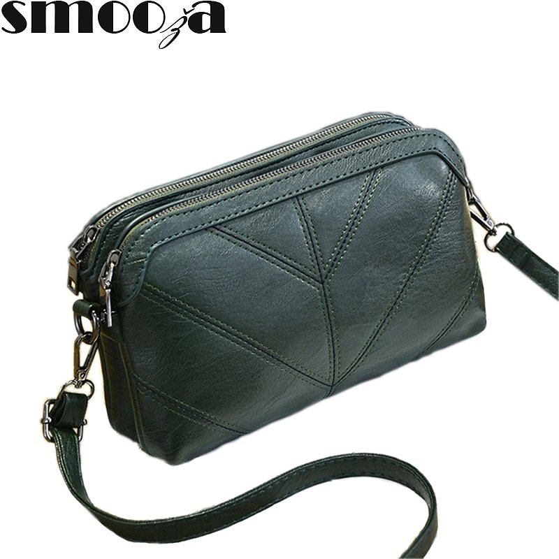 US $11.76 68% OFF|SMOOZA 2020 High Quality Women Handbag Luxury Messenger Bag Soft Pu Leather Shoulder Fashion Ladies Crossbody Bags Female Bolsas|Top-Handle Bags| - AliExpress