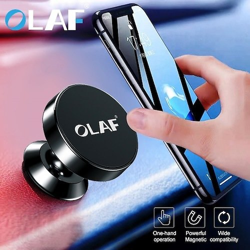OLAF Magnetic Holder Universal Car Holder For Mobile Phone Holder Stand For GPS