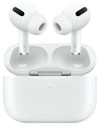 Apple AirPods Pro with Charging Case, White
