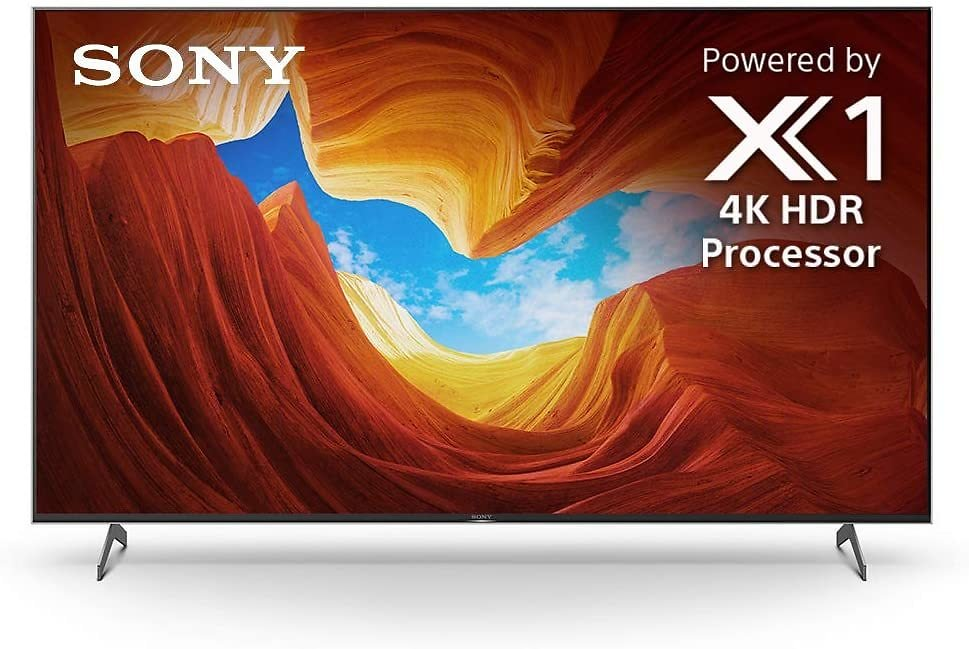 Sony 55-inch 4K Ultra HD Smart LED TV