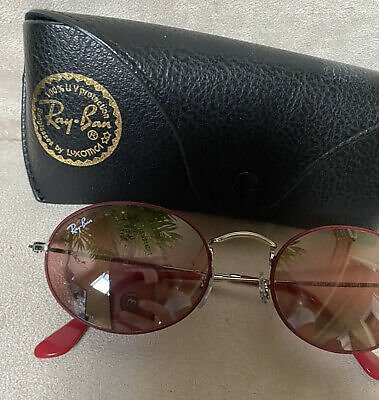 Ray-Ban RB3547 Bordeaux Oval Sunglasses $174.00