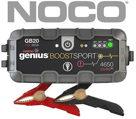 NOCO Boost Jump Starters + Free Shipping for Prime Members On Woot!