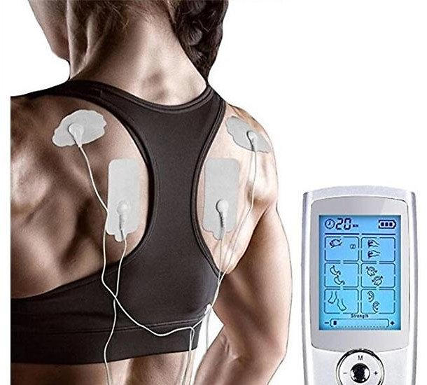 16-Mode Muscle Pain Relief Massage Unit
