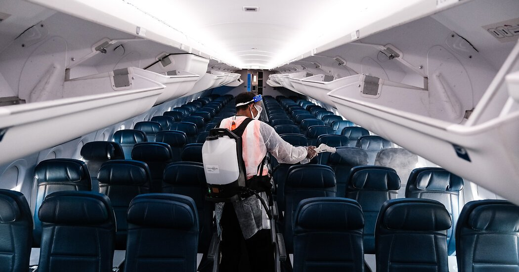 Why Delta Is Leaving Middle Seats Empty During The Pandemic