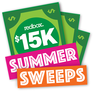 Redbox $15,000 Sweepstakes - Enter 3 Times Per Day
