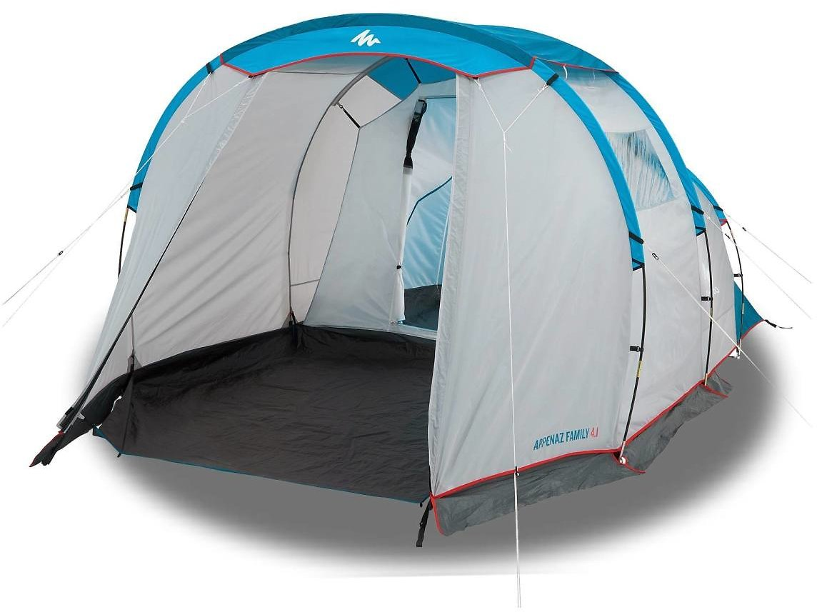 Quechua By DECATHLON - Arpenaz Camping Tent 4.1