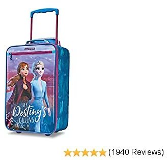 American Tourister Kids' Disney Frozen Carry-On Luggage JUST $20.25 (Reg $50)