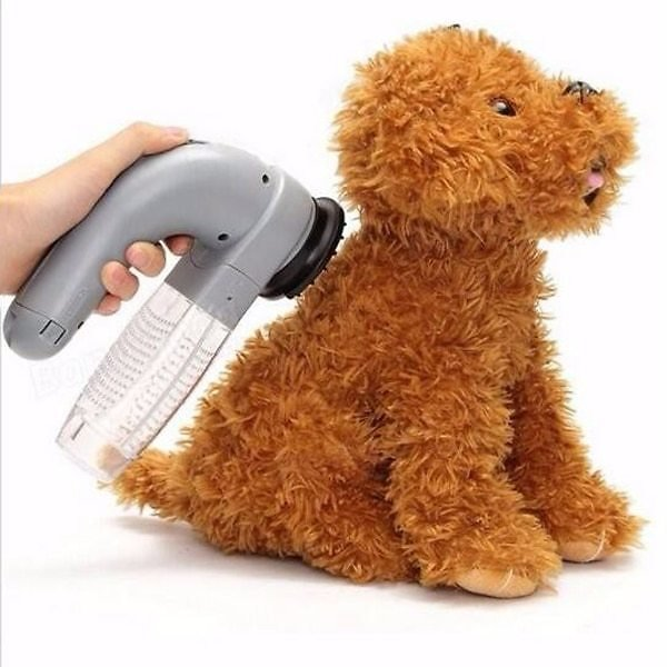 Electric Pet Hair Remover Suction Device For Dog Cat Grooming Vacuum System Clean Fur Cleaning Removing Device Supplies