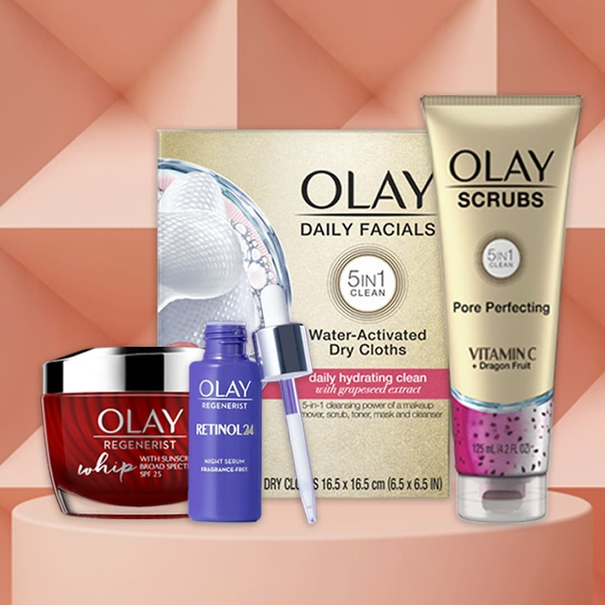 Olay Day-To-Night Delights Gift Set