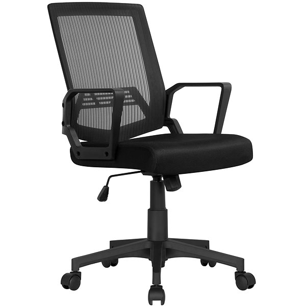 Topeakmart Height Adjustable Mesh Office Chair (Ships Free)