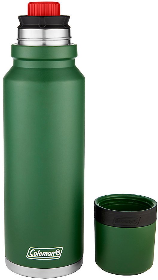 Coleman 3Sixty Pour Vacuum Insulated Stainless Steel Thermal Bottle, 40oz/1200mL (2 Colors)