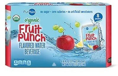 PurAqua Water Pouches Assorted Varieties (In Store)