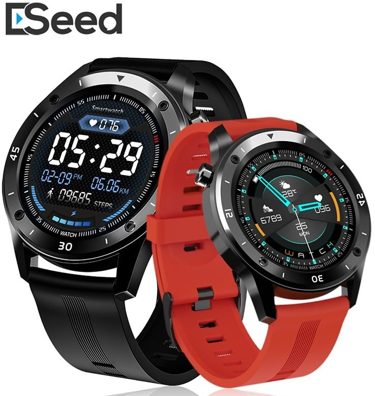 ESEED 2020 F22 Smart Watch Men GPS Tracker Bluetooth Control 1.54 Inch Full Touch Heart Rate for Android Ios Smartwatch