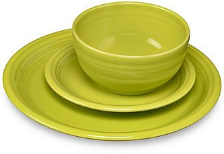 BUY 1, GET 1 FREE Fiesta 3pc Dinnerware Set,