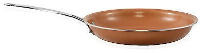 Copper Frying Pan Kitchen Equipment For Cooking Cookware Pan Cooking Tools