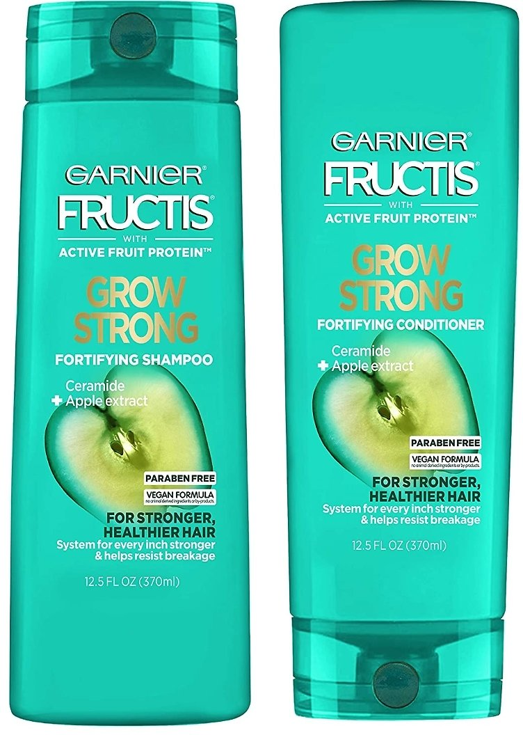 Buy 2, Get 1 FREE Garnier Hair Care Products.