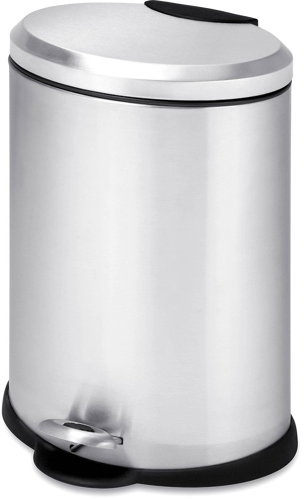 Honey-Can-Do | Oval Stainless Steel Step Trash Can | Nordstrom Rack