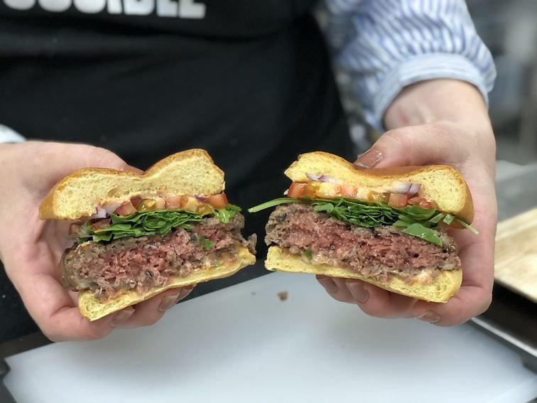 You Can Now Buy The Impossible Burger At Walmart