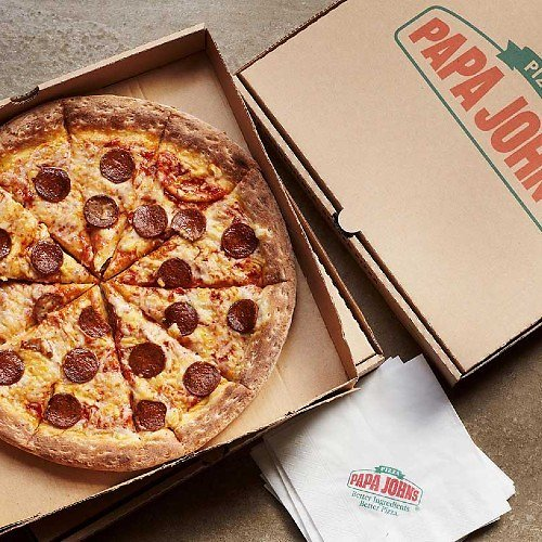 2 Large 2-topping pizzas for $10 each