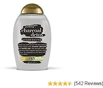 OGX Purifying + Charcoal Detox Conditioner for ONLY $4.25 At Amazon (Regularly $8.99)
