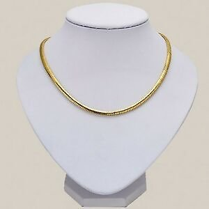 Men's/Women's Necklace Cool 24k Yellow Gold Filled 24