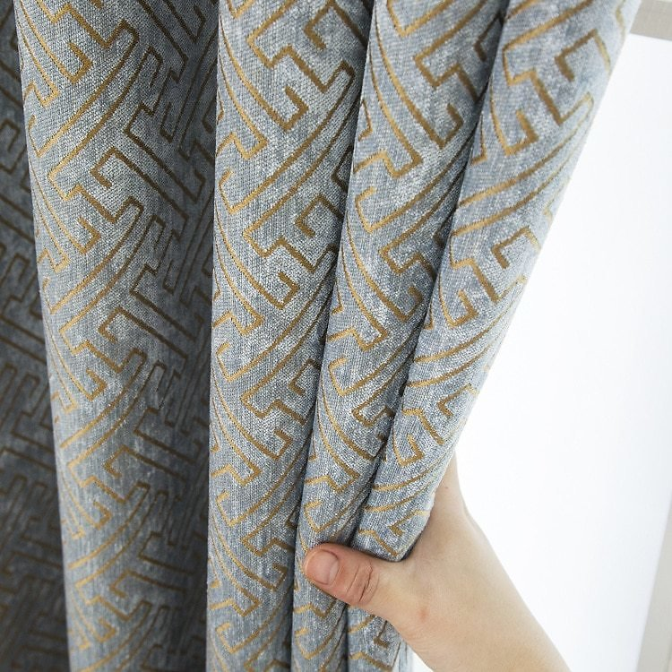 US $2.68 33% OFF Chenille Shade Curtain Custom Living Room Bedroom Solid Color Chenille Curtain Wholesale Custom Curtains for Living Room Bedroom Curtains  - AliExpress