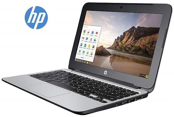 HP Chromebook G3 with 11.6