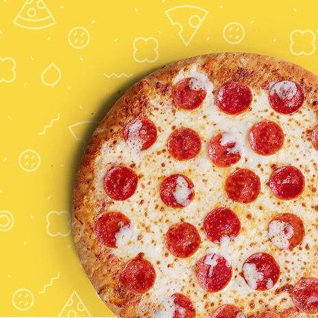 $4 Pizza + Free Delivery 7-Eleven