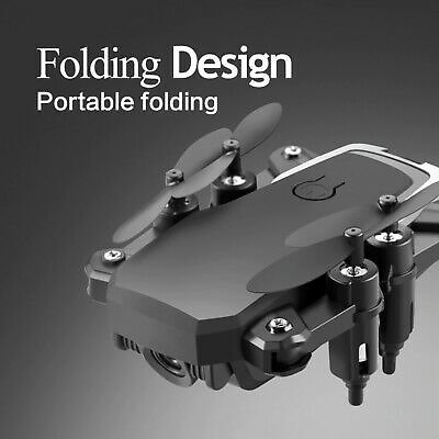 Mini RC Foldable Drone 4K HD Selfie Camera Wifi Kids Toy Free Shipping SEE VIDEO