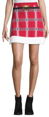City Streets Womens Flared Skirt-Juniors, Color: Red - JCPenney