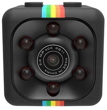 Car HD Mini Camera 360 Degree Video Enabled Dusk to Dawn Outdoor Security Wall Pack