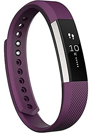 Fitbit Alta Small Fitness Tracker, Plum