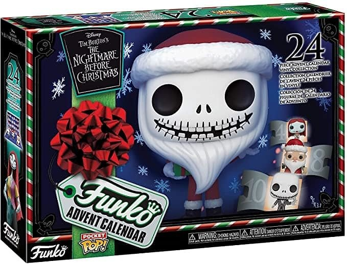 Funko Advent Calendar: The Nightmare Before Christmas 2020