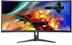 AOC 34-inch LCD Curved Gaming Monitor