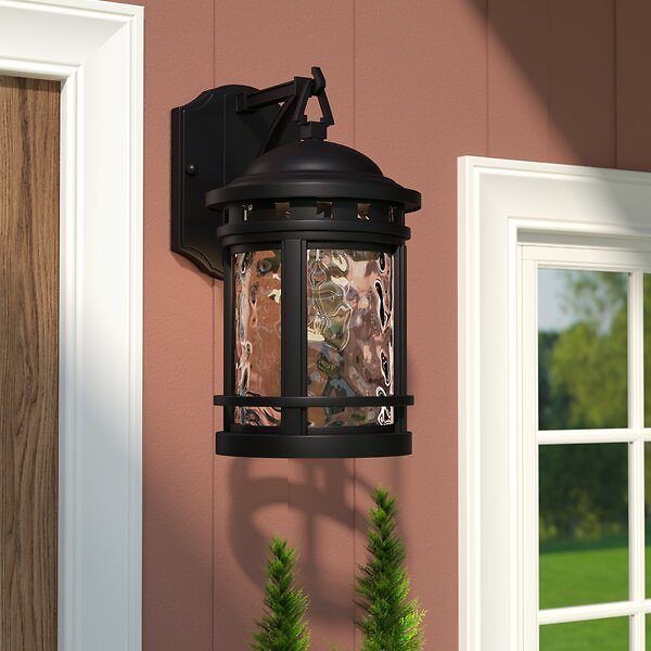 Ashberry Outdoor Wall Lantern