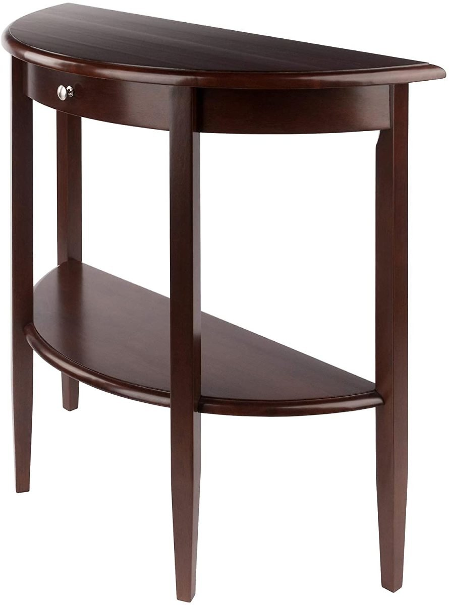 48% Discount - Winsome Wood Concord Occasional Table, Antique Walnut