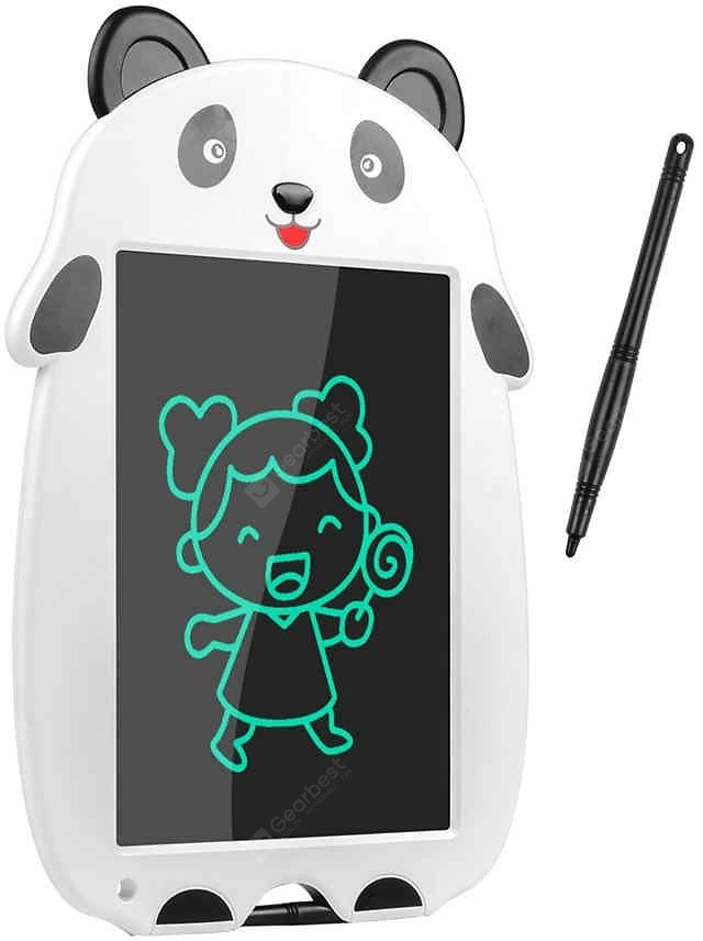 8.5 Inch Panda LCD Writing Tablet Colored Handwriting With Pen Electronic Digital Drawing Tablet Handwriting Message Graphic Boa