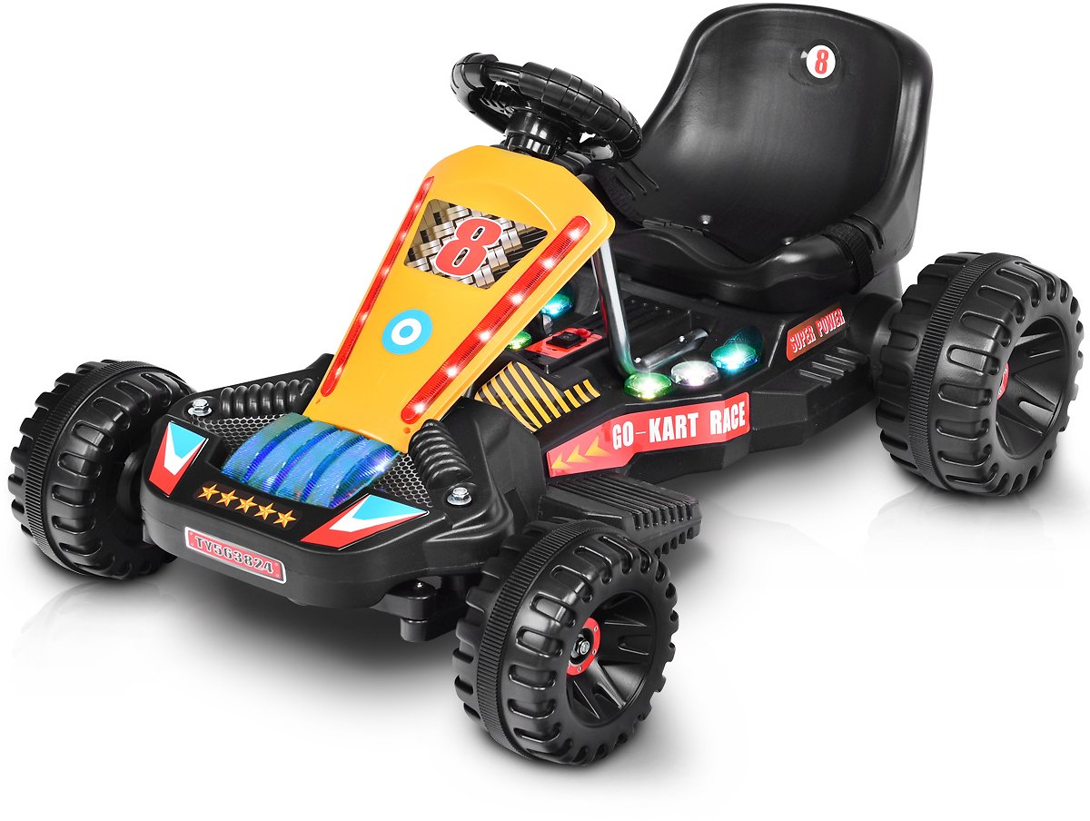 Electric Powered Go Kart Kids Ride On Car