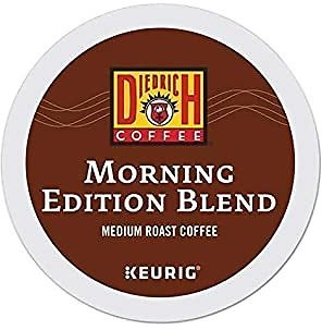 Diedrich Coffee Morning Edition 96 Count K-Cups