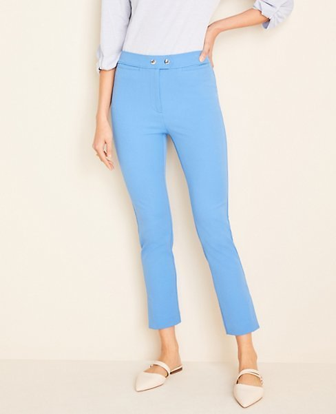 The Skinny Crop Pant (3 Colors) | Ann Taylor