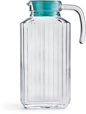 Martha Stewart Collection Glass Pitcher with Lid, Created for Macy's & Reviews - Kitchen Gadgets - Kitchen