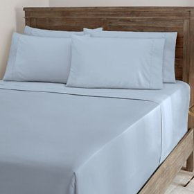 Serta 4-Piece and 6-Piece Sheet Set - King Size