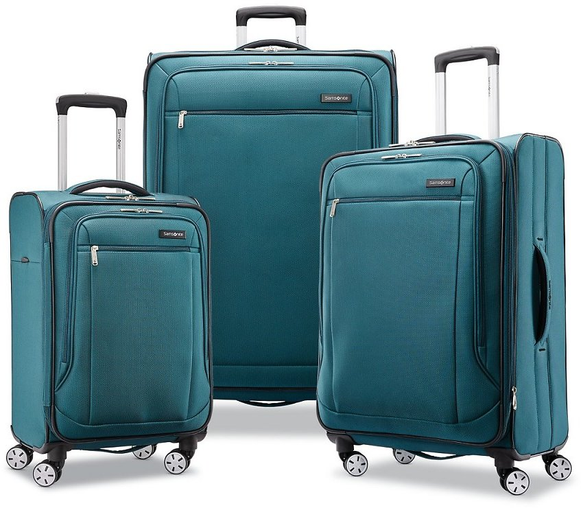 Samsonite X-Tralight 2.0 Softside Spinner Luggage Collection (2 Colors)