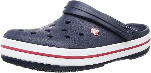 10% Discount - Crocs Crocband Clog | Slip On Casual Water Shoes (Unisex)